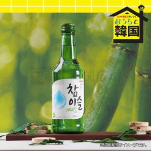 韓国焼酎 チャミスル 16.9℃ 360ml|hiroba