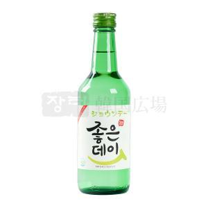 韓国焼酎 ジョウンデ― 360ml|hiroba
