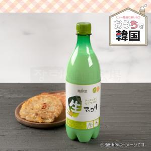 麹醇堂 生マッコリ 750ml BOX (12本入)|hiroba