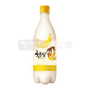 麹醇堂 米マッコリ バナナ味 750ml|hiroba