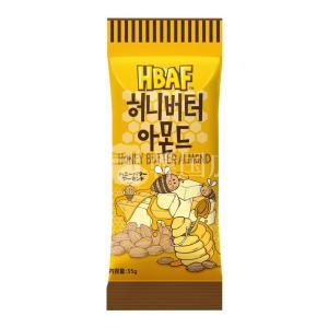 ハニーバターアーモンド 35g 72個セット / 韓国 アーモンド ハニーバター カロリー TOMSの商品画像|ナビ