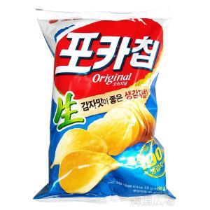 [名称] スナック菓子 [原材料名] じゃがいも、植物油脂、デキストリン、食塩、砂糖、グルコマース、...