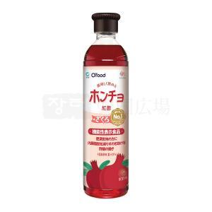 紅酢 ホンチョ ザクロ味 900ml hiroba
