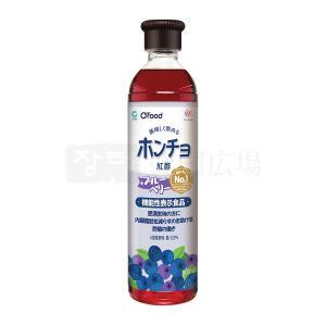 紅酢 ホンチョ ブルーベリー味 900ml hiroba