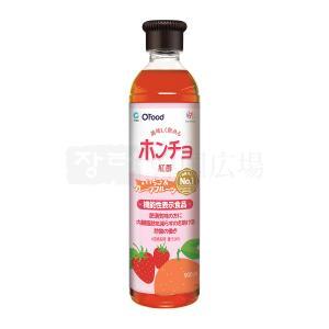 紅酢 ホンチョ イチゴ&グレープフルーツ味 900ml hiroba