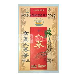 高麗人参茶 (3gx100包入) hiroba