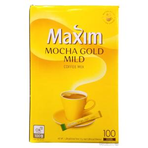 マキシム モカゴールドコーヒーミックス (12gX100包入)|hiroba