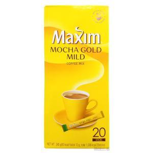 マキシム モカゴールドコーヒーミックス (12g20包入) hiroba