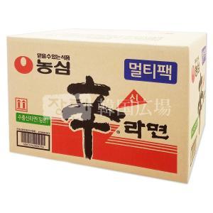農心 辛ラーメン 120g BOX (40個入)|hiroba