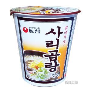 農心 (小カップ) サリコムタン麺 61g|hiroba