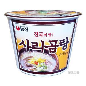 農心 (大盛カップ) サリコムタン麺 118g|hiroba