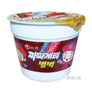 農心 (ミニカップ) チャパゲティボンボク 70g|hiroba