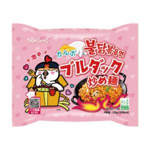 三養 カルボプルタク炒め麺 130g マルチパック (5個入) ※日本語版|hiroba