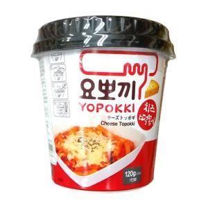 即席チーズトッポキ チーズヨポッキ 120g|hiroba