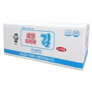 ヒョソン 弁当用海苔 (8切9枚3袋入) BOX (24個入) hiroba