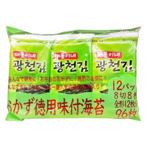 テプンイネ 光天 味付け弁当用海苔 (8切8枚12袋入) hiroba