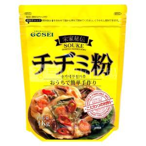 宋家 チヂミ粉 1kg|hiroba