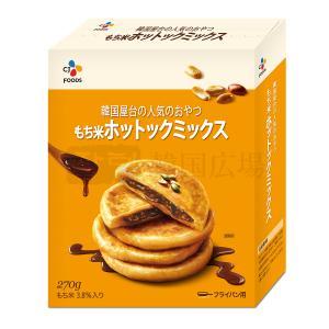 べクソル もち米ホットクミックス 270g|hiroba