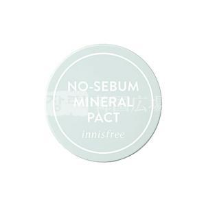 イニスフリー innisfree ノーセバムミネラルパクト (白粉パウダー、8.5g) 韓国コスメ 韓国化粧品|hiroba