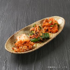 自家製 キムチ3点セット (切り白菜キムチ300g+カクテキ500g+キュウリキムチ200g) hiroba