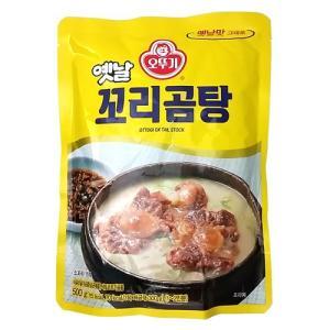 オットゥギ 牛テールコムタンスープ 500g|hiroba