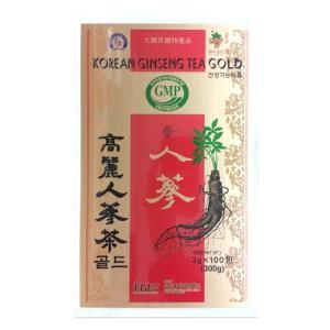 高麗人参茶 (3gx100包入)...