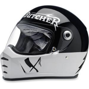 【USA在庫あり】 0101-10485 ビルトウェル Biltwell フルフェイスヘルメット Lane Splitter サビ風 XS HD店|hirochi2