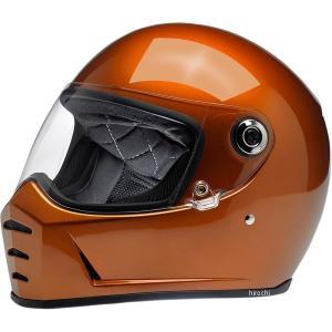 【USA在庫あり】 0101-11558 ビルトウェル Biltwell フルフェイスヘルメット Lane Splitter 銅 XS HD店|hirochi2