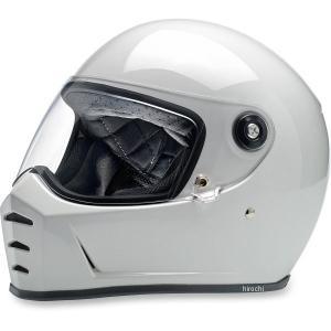 【USA在庫あり】 0101-9943 ビルトウェル Biltwell フルフェイスヘルメット Lane Splitter 白(つや有り) XL HD店|hirochi2