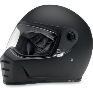 【USA在庫あり】 0101-9946 ビルトウェル Biltwell フルフェイスヘルメット Lane Splitter 黒(つや消し) SM HD店|hirochi2