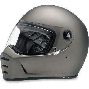 【USA在庫あり】 0101-9973 ビルトウェル Biltwell フルフェイスヘルメット Lane Splitter チタン(つや消し) XL HD店|hirochi2