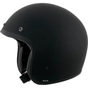 【USA在庫あり】 0104-1143 AFX ジェットヘルメット FX-76 黒(つや消し) XXXLサイズ (66cm-67cm) HD|hirochi2
