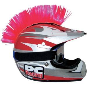 【USA在庫あり】 030172 PCレーシング PC Racing ヘルメット モーホーク ピンク HD|hirochi2