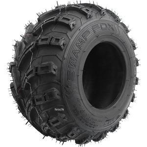 【USA在庫あり】 0320-0735 AMS タイヤ スワンプフォックス 16x8-7 2PR フロント/リア HD|hirochi2