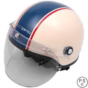0SHGC-FL1A-WBF ホンダ純正 春夏モデル ジェットヘルメット Ami pro アイボリー/青 フリーサイズ HD店|hirochi2