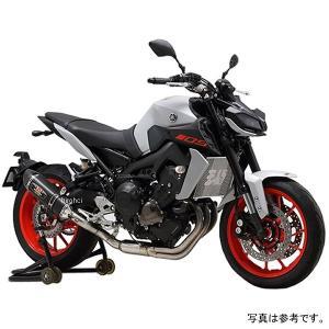 110-380-5152 ヨシムラ 機械曲 R77Sサイクロン カーボンエンド EXPORT SPEC 14年-19 MT-09 政府認証(SSC) HD店|hirochi2