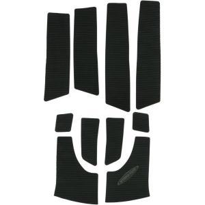 【USA在庫あり】 1621-0328 ハイドロターフ HYDRO-TURF マットシート 98年-04年 ヤマハ XL700/760 黒 HD店|hirochi2