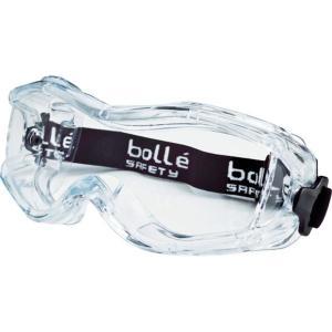【メーカー在庫あり】 1653701JP ブッシュネル社 bolle SAFETY ストーム 眼鏡対応ゴーグル HD店|hirochi2