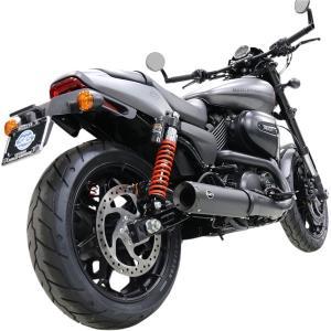【メーカー在庫あり】 550-0703 S&Sサイクル S&S Cycle 4インチ スリップオンマフラー 15年以降 XG750 HD店|hirochi2