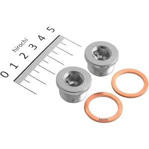【即納】 16925 バンス&ハインズ VANCE & HINES O2センサー プラグキット 18mm x 1.5mm (2個入り) HD店|hirochi2