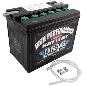 【USA在庫あり】 2113-0008 DRAG AGM ハイパフォーマンス バッテリー 12V YHD12 HD店|hirochi2