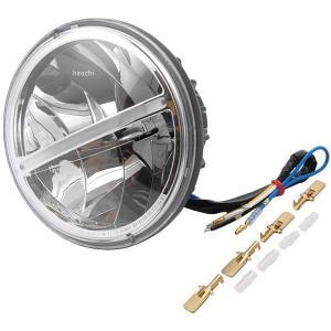 【メーカー在庫あり】 217-6142 キジマ LEDヘッドライトユニット 5-3/4 スポーツスター系|hirochi2
