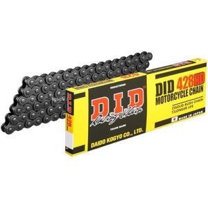 DID 428HD-160L RJ(クリップ) 4525516348454 DID 大同工業 チェーン 428HD スタンダード シリーズ スチール (160L) クリップ HD店|hirochi2