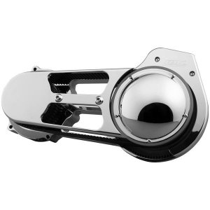439039 EVO-8S ベルトドライブ Belt Drives 2.75インチ オープン ベルト ドライブ キット 07年以降 ソフテイル ポリッシュ