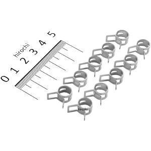 【メーカー在庫あり】 BC9.0 NTB ホースクランプ 10個入り TS080-06-00-T