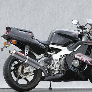 10403-01NCB ヤマモトレーシング スリップオンマフラー 90年-00年 CBR400RR カーボン HD hirochi2