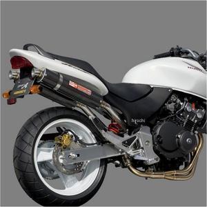 10253-82SCB ヤマモトレーシング フルエキゾースト ホーネット250 4-1-2 カーボン HD hirochi2