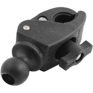 【メーカー在庫あり】 RAP-B-400U ラムマウント RAM Mounts タフクランプ スモールサイズ 汎用 φ16mm-38mmのパイプに対応 黒 HD店|hirochi2