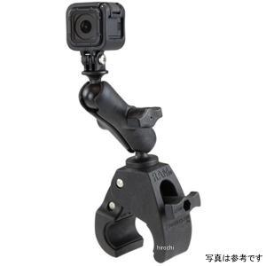 RAP-B-404-GOP1U ラムマウント RAM Mounts ミディアムタフクランプセット GoPro用 φ20mm-φ31mmのパイプに対応 黒 HD店|hirochi2