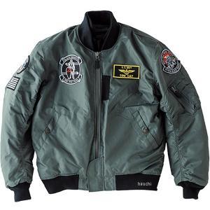 HTVA1921WGMS ヒューストン HOUSTON MA-1 BLACK KNIGHT ジャケット ガンメタル Sサイズ HD店|hirochi2